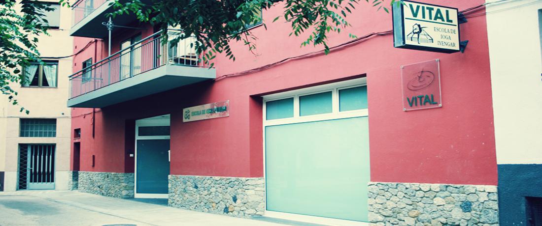 VITAL, escola de ioga
